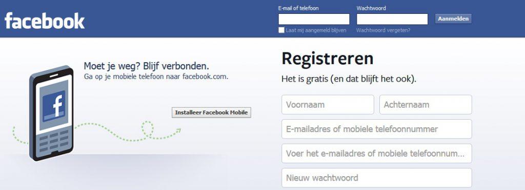 Facebook en homoseksualiteit
