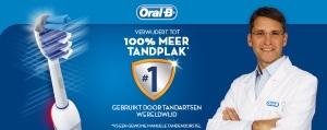 Oral B beinvloeding