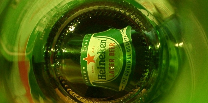 Product Placement Heineken