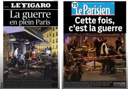 Framing Figaro en Parisien