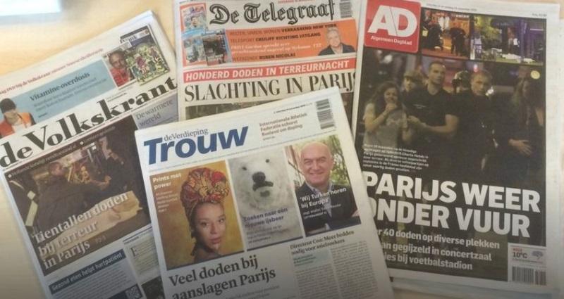Framing Nederlandse kranten