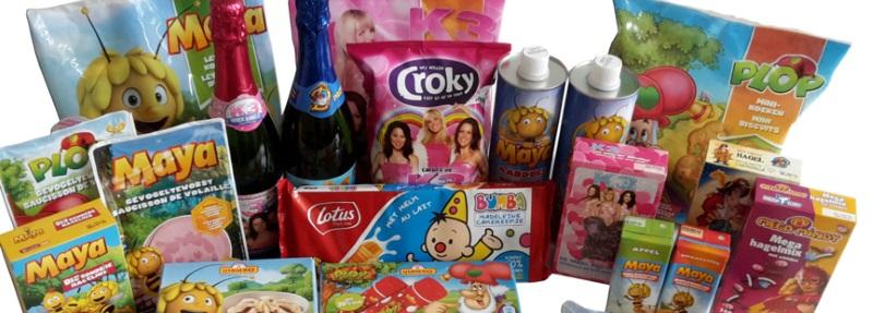 Kindermarketing ongezonde voeding