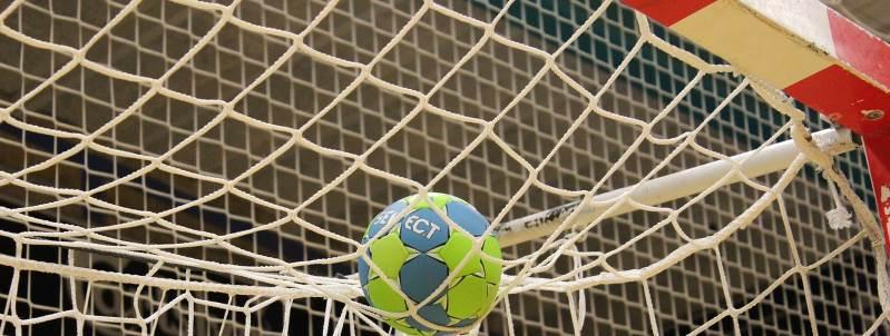 handbal sportploeg