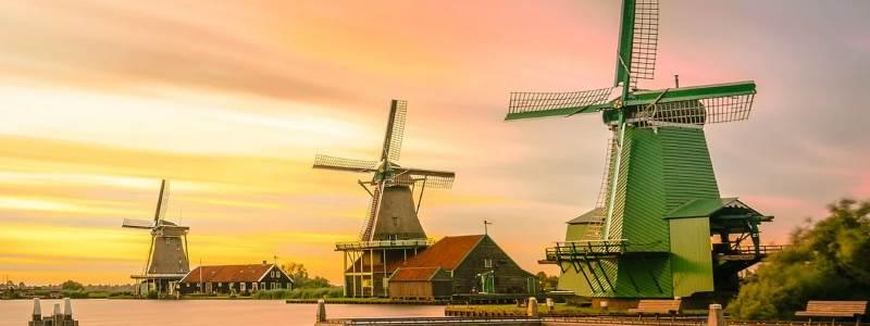 Nederland vakantieland