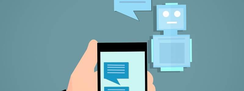 chatbot interactie